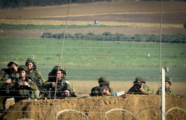 إصابة جندي إسرائيلي على الحدود الشرقية لغزة