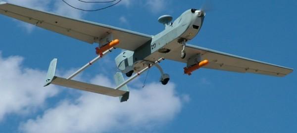 طائرات استطلاع إسرائيلية تستهدف عدة مواقع شرقع قطاع غزة