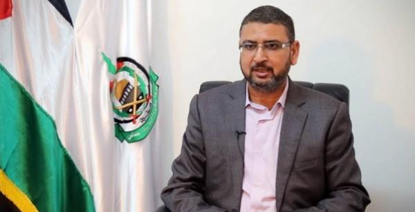 أبو زهري مهاجماً الرئيس: تصريحاته تعكس عدم مصداقية رفضه لصفقة القرن
