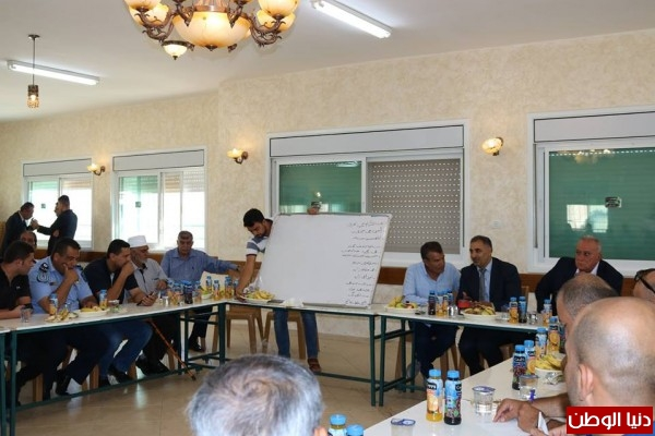 انتخاب هيئة إدارية جديدة لجمعية بيت إكسا التعاونية للنقل بالقدس