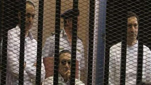 رفض طلب مبارك ونجليه بالتصالح في قضية القصور الرئاسية