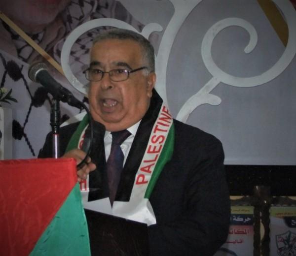 محافظ خان يونس يطالب بأكبر حملة دعم للرئيس عباس في الامم المتحدة