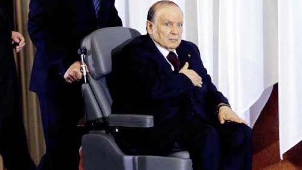 الأمن الجزائري يُلقي القبض على مروجي شائعة وفاة (بوتفليقة)