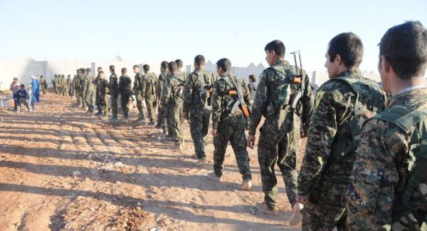 القوات الكردية تقتل 26 عنصراً من تنظيم الدولة شرقي سوريا