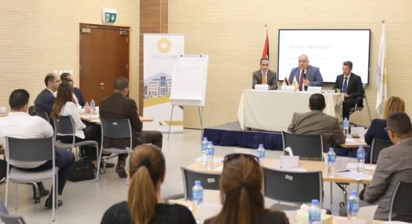 سلطة النقد تعقد ورشة عمل حول متطلبات تطبيق مقررات (بازل)