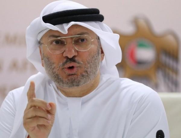 بعد استدعاء القائم بأعمال السفارة الإماراتية بإيران.. قرقاش: موقفنا واضح