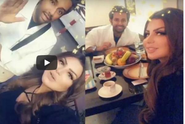 فيديو: صالح الراشد يتغزل في حليمة بولند: سأتزوج امرأة بجمالك وأخلاقك