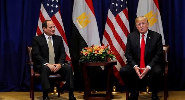 السيسي عن ترامب: أحدث تغيرات فريدة على مستوى العالم