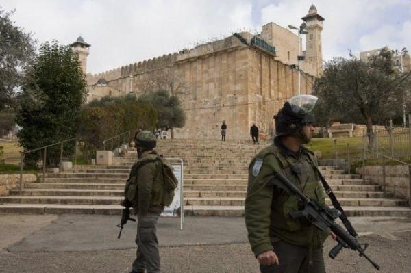 الاحتلال يغلق الحرم الإبراهيمي في الخليل بحجة الأعياد اليهودية
