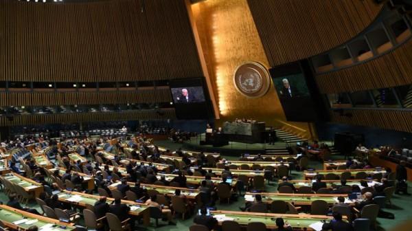 بمشاركة الرئيس عباس.. انطلاق أعمال الدورة الـ 73 للجمعية العامة للأمم المتحدة