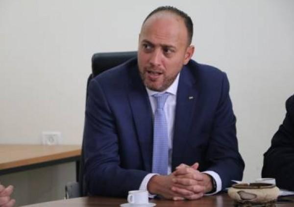 تعيين حسام زملط سفيراً لفلسطين في المملكة المتحدة