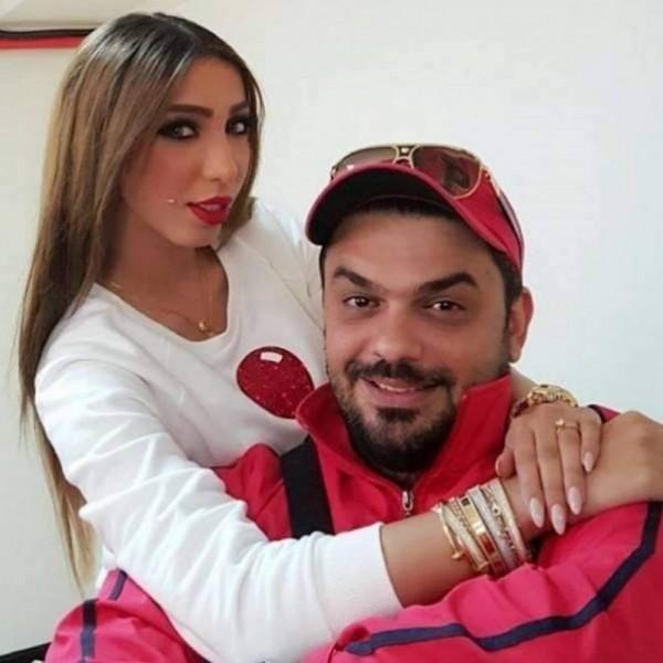 دنيا بطمة تقطع الشك باليقين حول مرض زوجها محمد الترك بالدليل