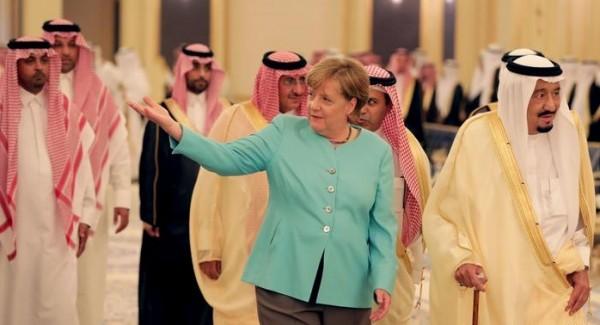 بعد توتر دبلوماسي.. مصالحة ما بين السعودية وألمانيا
