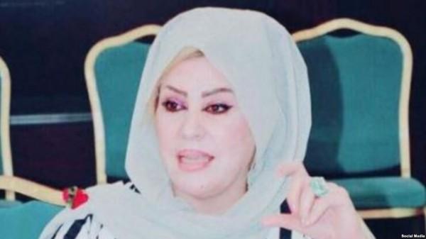 شاهد: لحظة اغتيال ناشطة عراقية في البصرة