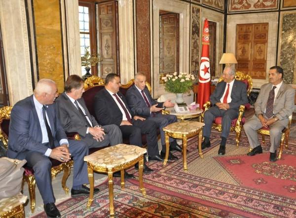 توقيع اتفاقية شراكة وتعاون قضائية فلسطينية تونسية