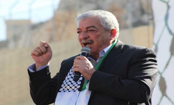 العالول: سنتخذ القرارات المتناسبة مع مصالح الشعب الفلسطيني وليكن ما يكون
