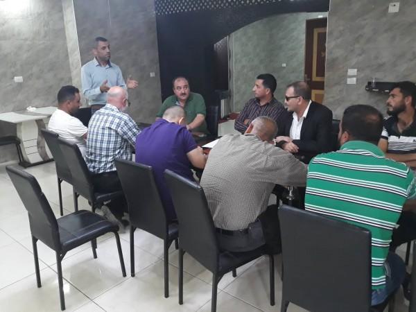 انعقاد المؤتمر التأسيسي لنقابة العاملين في بلدية الكرمل