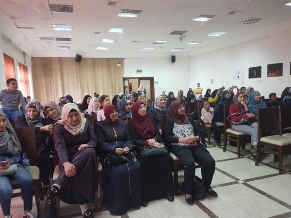 المركز النسوي الثوري بسلوان ينفذ مبادرة الزم حدك