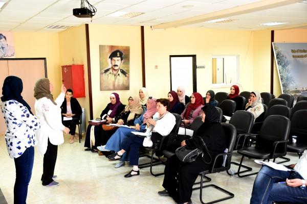 محافظة سلفيت تعقد ورشة عمل حول مشروع دعم وتعزيز مشاركة المرأة في الانتخابات