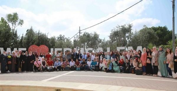 أبو كشك: وصول خريجي جامعة القدس للعالمية دليل على نهجها المتميز