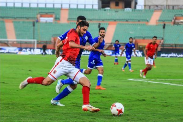 شاهد: فوز شاق للأهلي على الترسانة يؤهله لدور 16 من كأس مصر