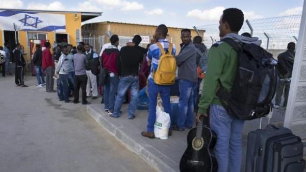إسرائيل تُجري اتصالات مع إريتريا لترحيل طالبي اللجوء الإريتريين