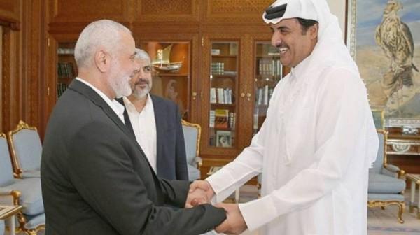 موقع إسرائيلي: قطر تعهدت لحماس بتمويل قطاع غزة