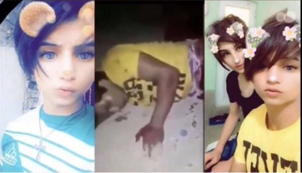 """أخرجوا أحشاءه وسألوه """"من عشيقك"""".. لحظة قتل طفل عراقي بسبب الشكوك بميوله"""