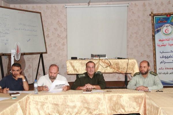 الخدمات الطبية تعقد اجتماعاتها لمناقشة تطوير وتحديث خطة الطوارئ