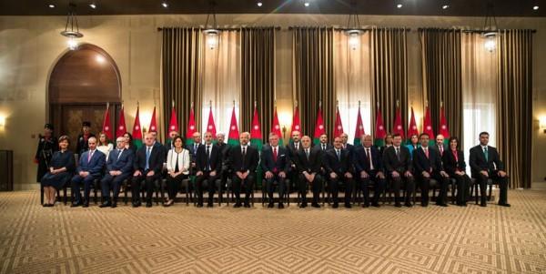 الأردن: تعديل في حكومة الرزاز يشمل تسع وزارات ودمج ستة