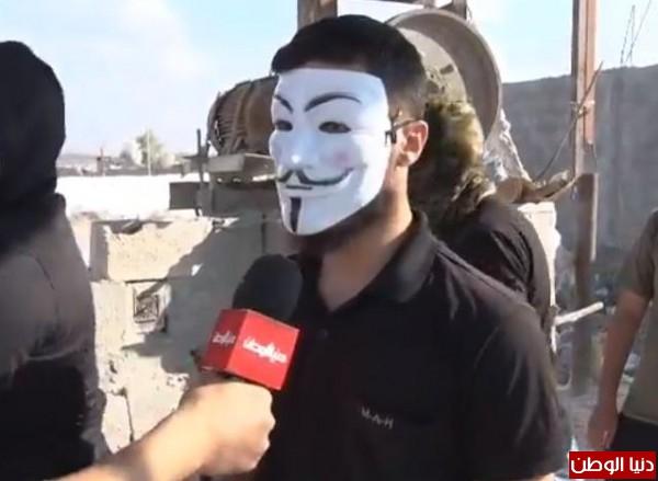 """""""دنيا الوطن"""" برفقة وحدة البالونات الحارقة في جمعة انتفاضة القدس"""
