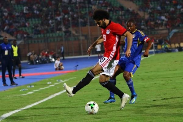 المنتخب المصري يَسحق (اي سوايتيني) في تصفيات أمم أفريقيا