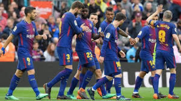 برشلونة يرغب في تمديد عقد هذا اللاعب