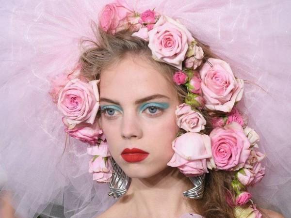 صور: موضة إكسسوارات شعر 2019 الورود ثم الورود