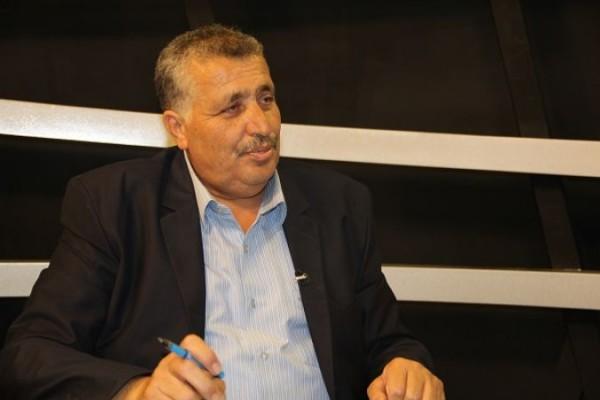 خريشة: حل المجلس التشريعي يعني حل الرئيس أبو مازن