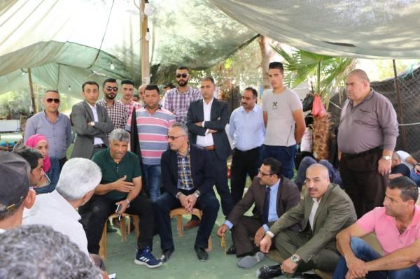 أبو دياك: شعبنا وقيادته يتوحدون في خندق الصمود بوجه الاحتلال