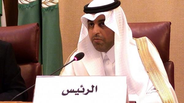 رئيس البرلمان العربي يدعو لانهاء ظلم الاحتلال الإسرائيلي عن الشعب الفلسطيني