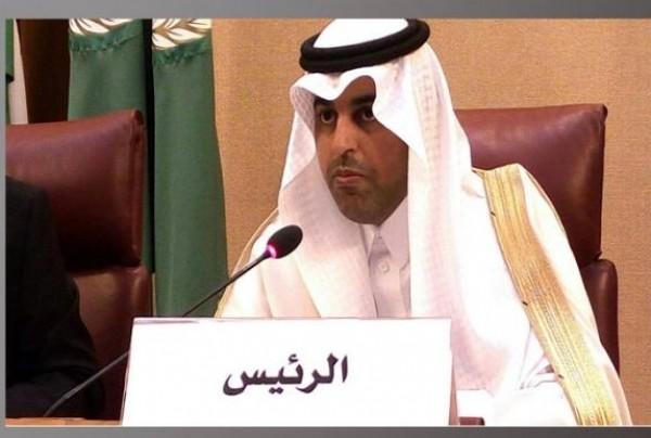 السلمي يدعو رؤساء برلمانات العالم لمضاعفة الجهد لتحقيق السلام ونصرة الشعب الفلسطيني