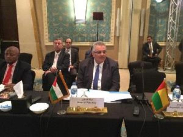 المؤتمر الإسلامي لوزراء المياه يؤكد على الحقوق المائية الفلسطينية