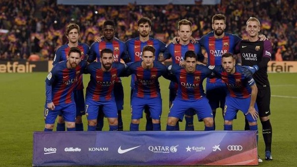 النيابة العامة في تركيا تطالب بسجن لاعب برشلونة 12 عاما