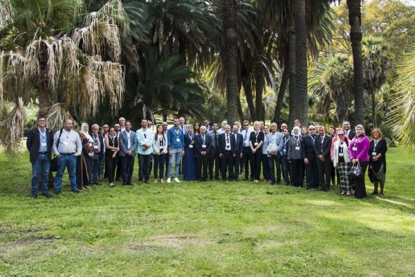 جامعة النجاح تُشارك بالمؤتمر الختامي لمشروع آفاق التعليم في بلدان جنوب المتوسط