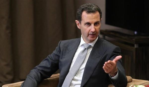 الأسد يقبل دعوة لزيارة شبه جزيرة القرم