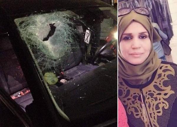 فرنسا تدين جريمة قتل مستوطنين المواطنة عائشة الرابي