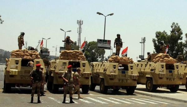 """مقتل 450 """"إرهابياً"""" منذ بدء العملية العسكرية في سيناء"""