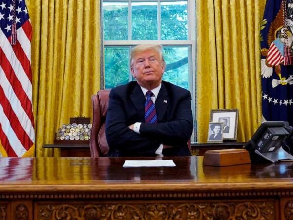 ترامب: محمد بن سلمان نفى كليا معرفته بما جرى في القنصلية
