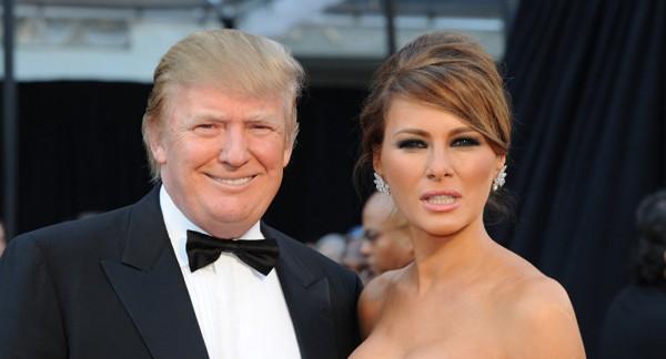 شاهد ما صحة هذا الفيديو لزوجة ترامب ترقص شبه عارية بالبيت الابيض؟