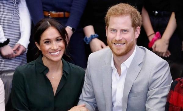 """""""ميغان ماركل"""" حامل بطفلها الأول من الأمير هاري"""