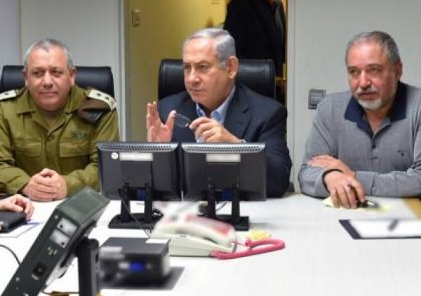 بعد انتهاء اجتماع (الكابينت) فجراً.. إسرائيل تُقرر العودة للروتين التام
