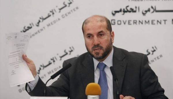 الهباش: أُطلعنا على اتفاق غير مكتوب بين نتنياهو وحماس لإبقاء غزة خارج سيطرة السلطة