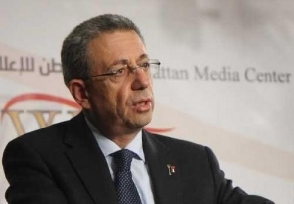 مصطفى البرغوثي: إعتداءات الاحتلال لن تكسر مقاومتنا الشعبية
